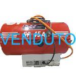 Generatore Aria Calda Usato BiemmeDue  GP45